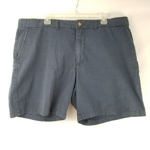 Chubbies Mens Chino Shorts Size 40 Flat Front
